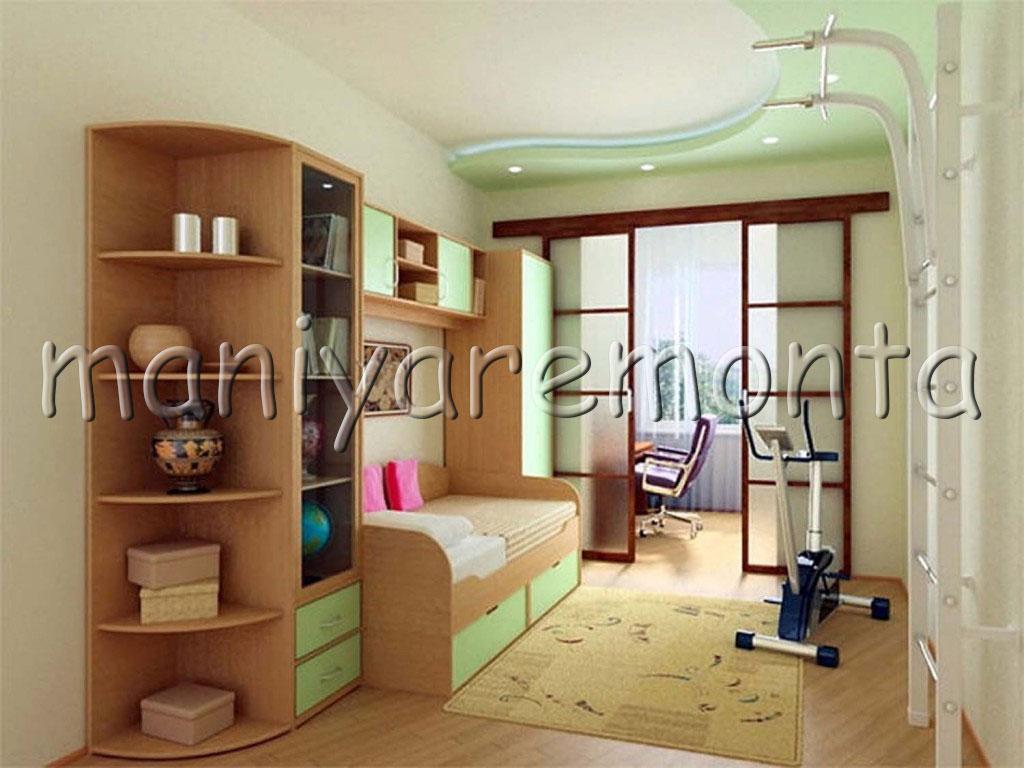 Дизайн детской комнаты для мальчика - фото и рекомендации.