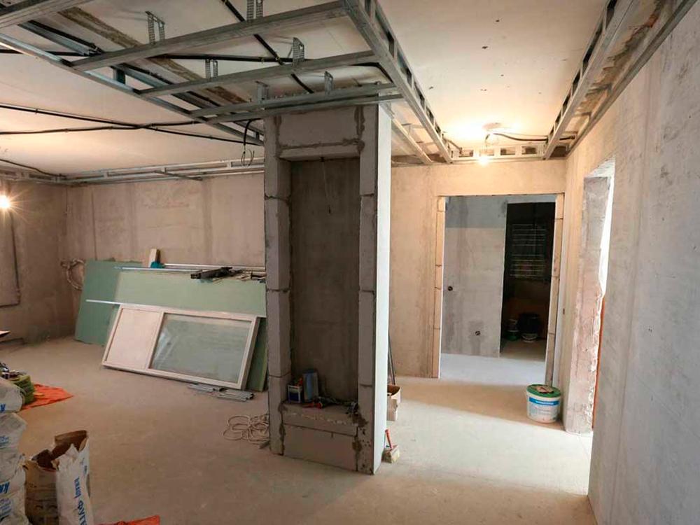 темный фото ремонта квартир в монолитном доме кубике льда